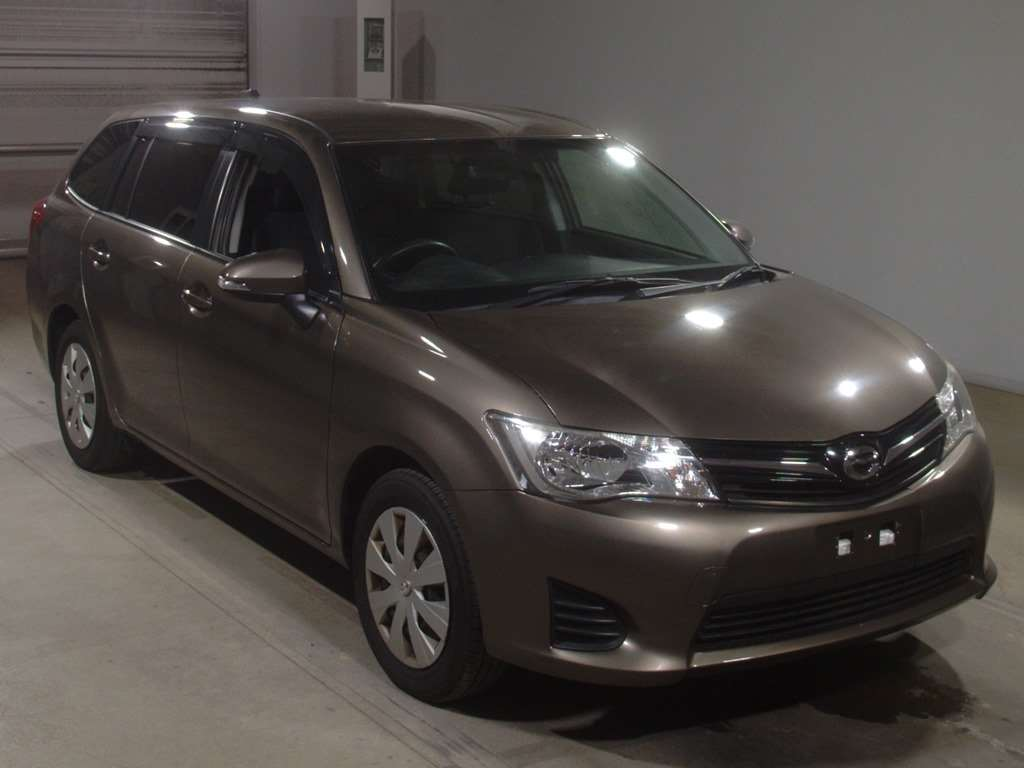 Toyota Corolla Fielder 2014