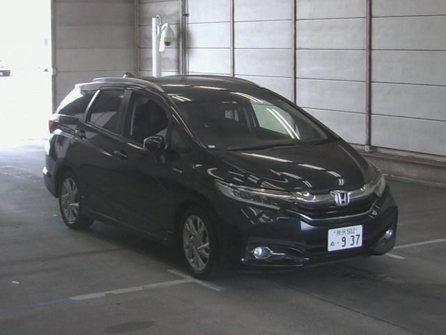 Honda Shuttle 2016