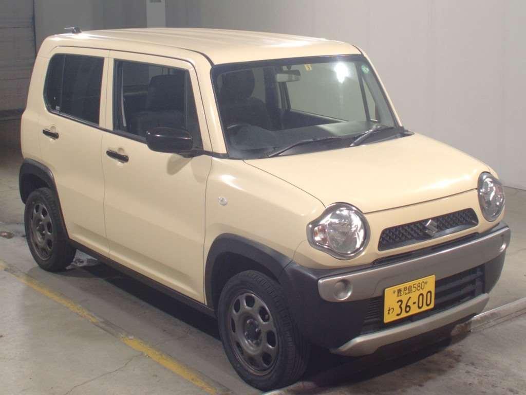 Suzuki HUSTLER 2017