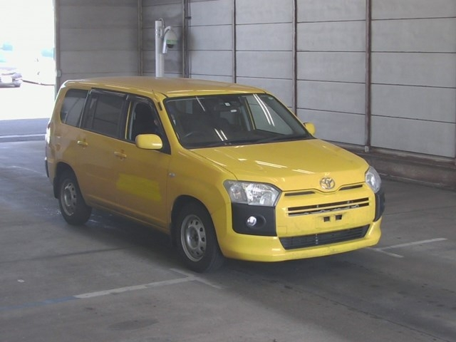 Toyota Succeed Wagon 2017