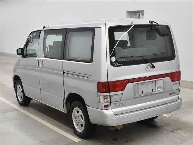 Mazda Bongo Friendee 2001, SILVER - Autocraft Japan