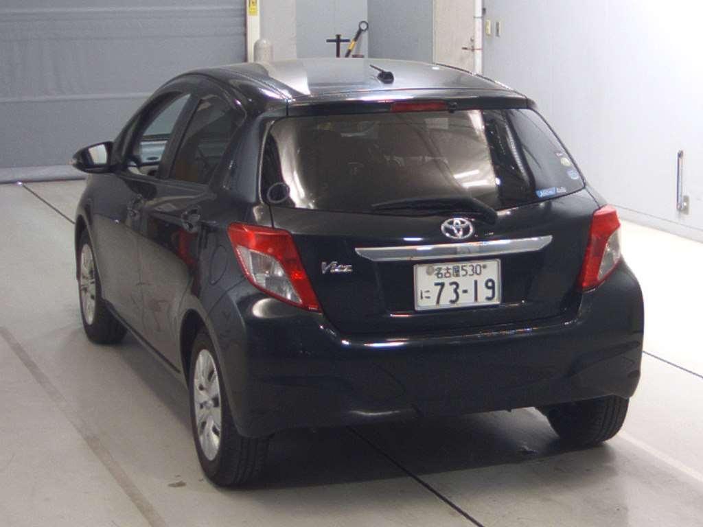 Toyota Vitz 2006, BLACK, 1300cc - Autocraft Japan