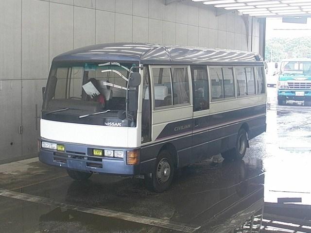 Nissan Civilian Bus 1994