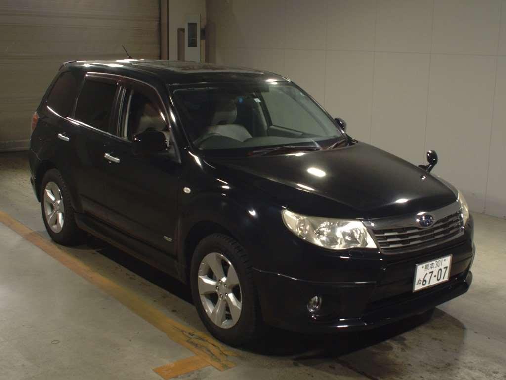 Subaru Forester 2008