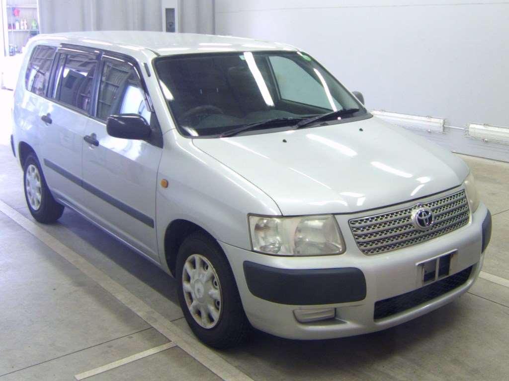 Toyota Succeed Van 2009