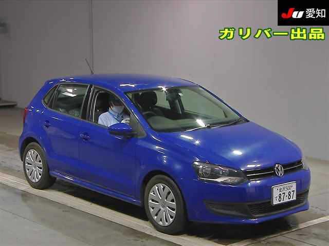 Volkswagen Polo 2012
