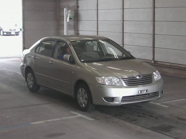 Toyota Corolla Sedan 2005