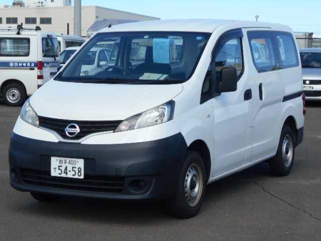 Nissan NV200 VANETTE 2014