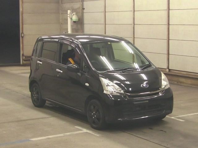 Subaru Stella 2012