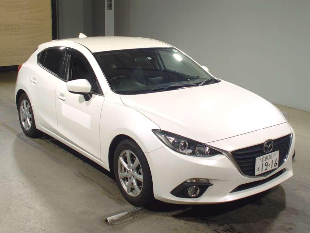 Mazda Axela Sport 2015