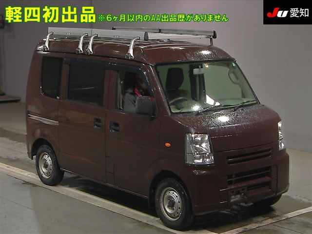 Suzuki Every Wagon 2013