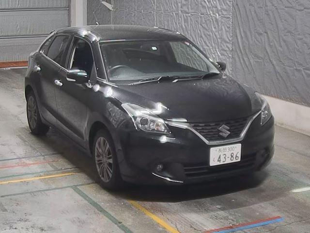 Suzuki Baleno 2018