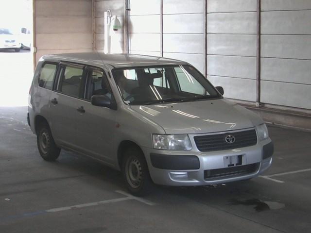 Toyota Succeed Wagon 2010