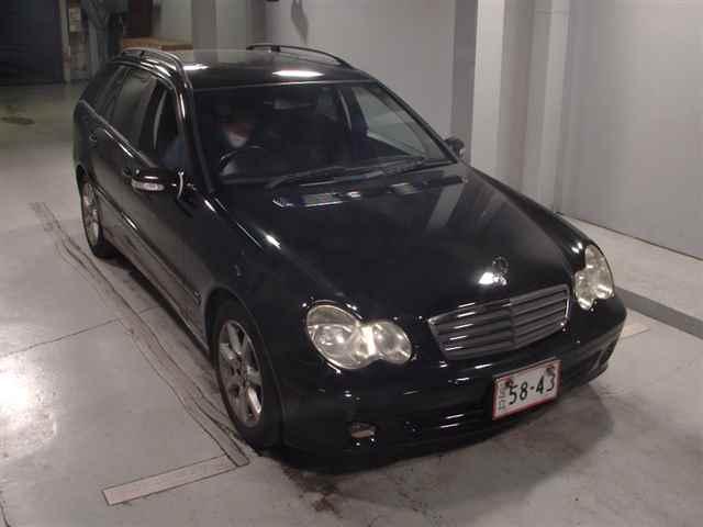 Mercedes-Benz C Class 2004