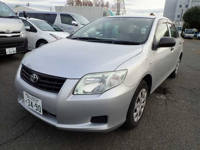 Toyota Corolla Axio 2010