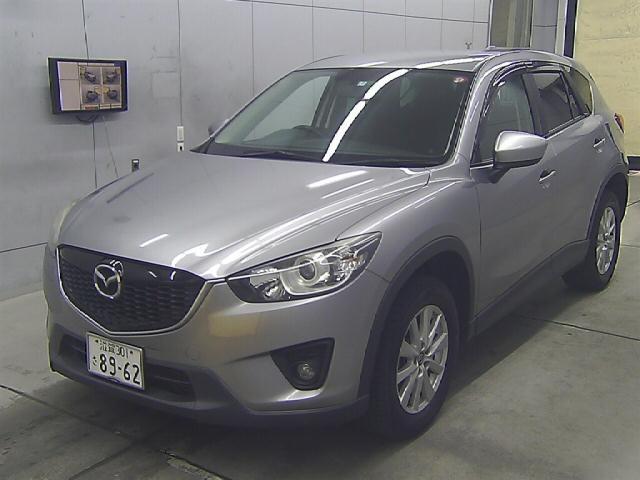 Mazda CX-5 2013, GRAY, Diesel, RHD, 2180cc, ATM