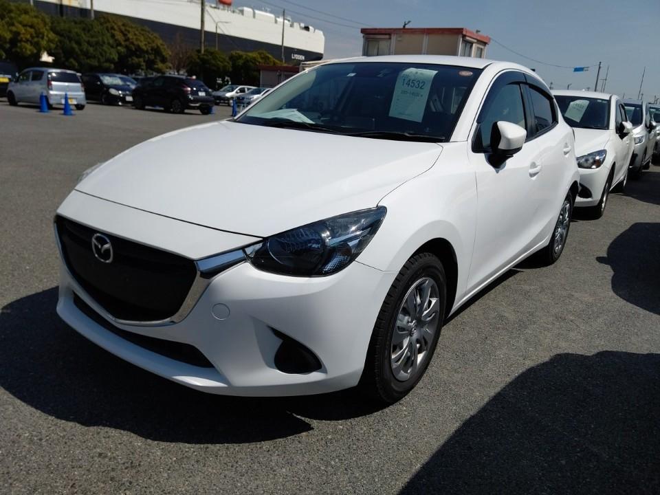 Mazda Demio 2017