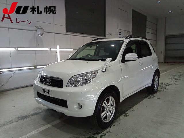 Toyota Rush 2014