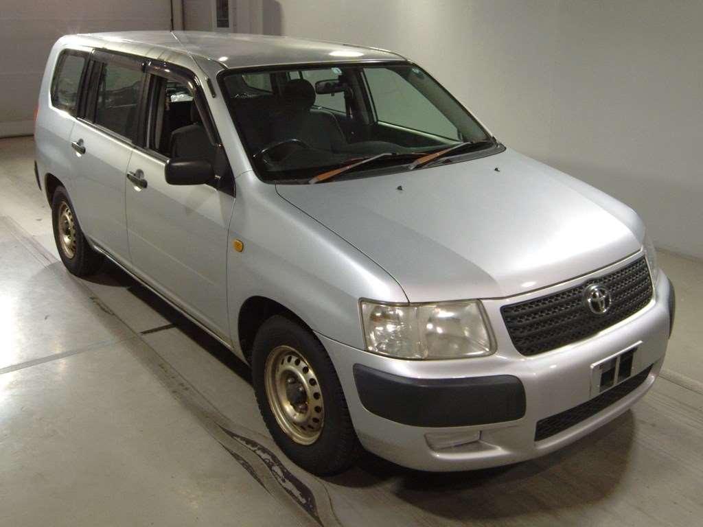 Toyota Succeed Van 2007