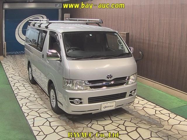 Toyota Regius Van 2008