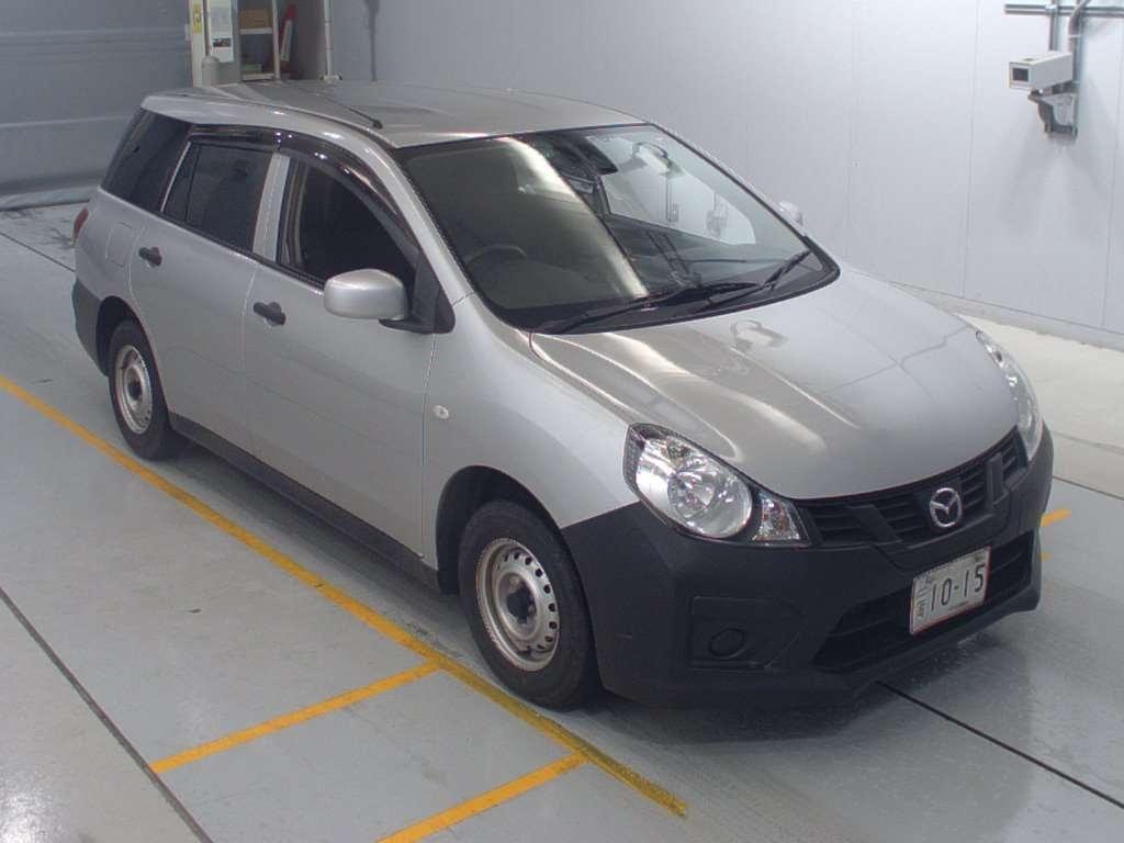 Mazda Familia Van 2017