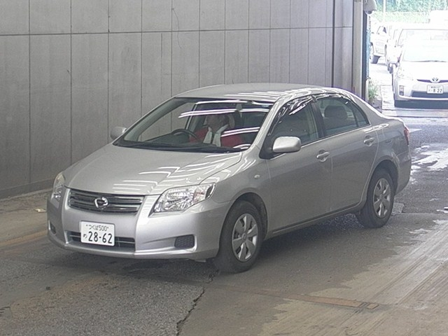Toyota Corolla Axio 2007