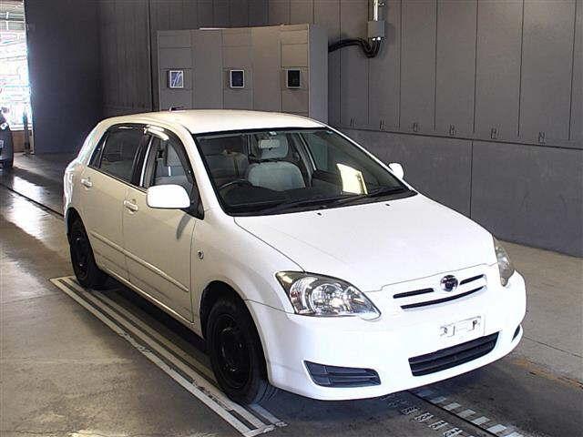 Toyota Corolla Runx 2005