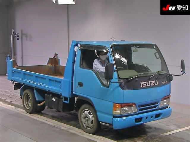 Isuzu Elf Truck 1995