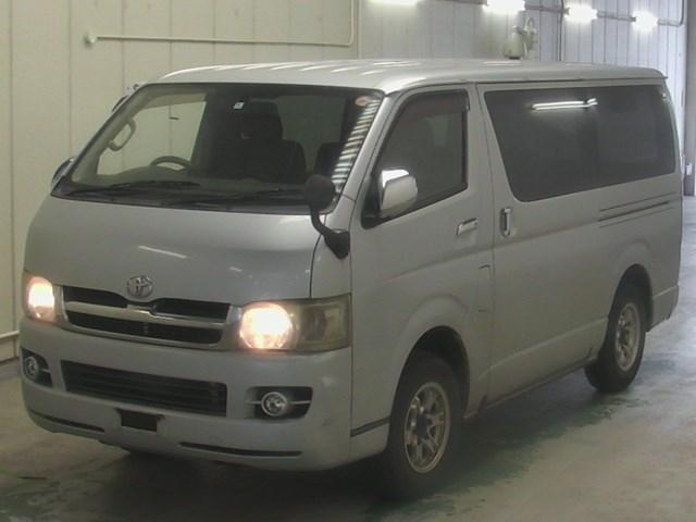 Toyota Regiusace Van 2005