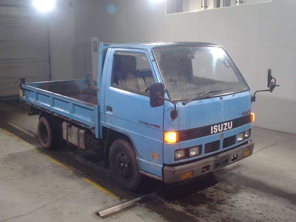 Isuzu Elf Truck 1988