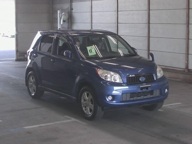 Toyota Rush 2010