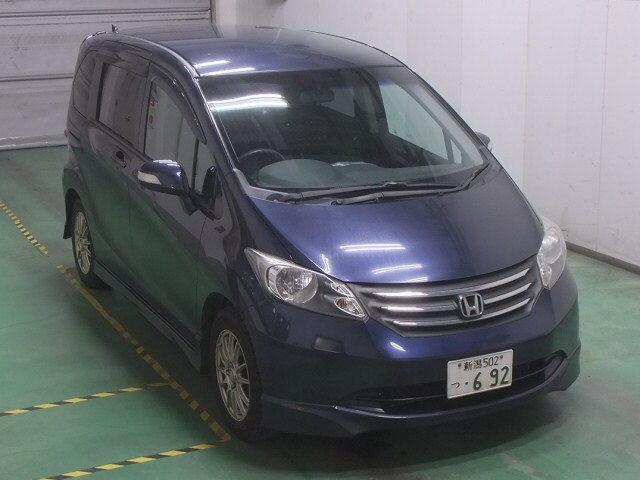 Honda Freed 2011