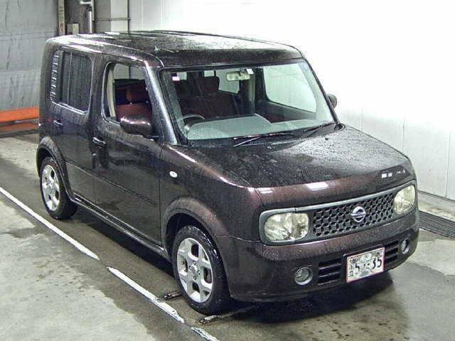 Nissan Cube 2007