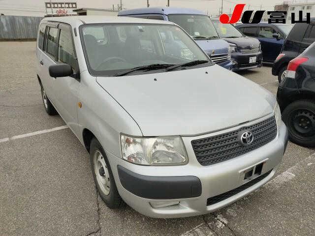 Toyota Succeed Van 2008