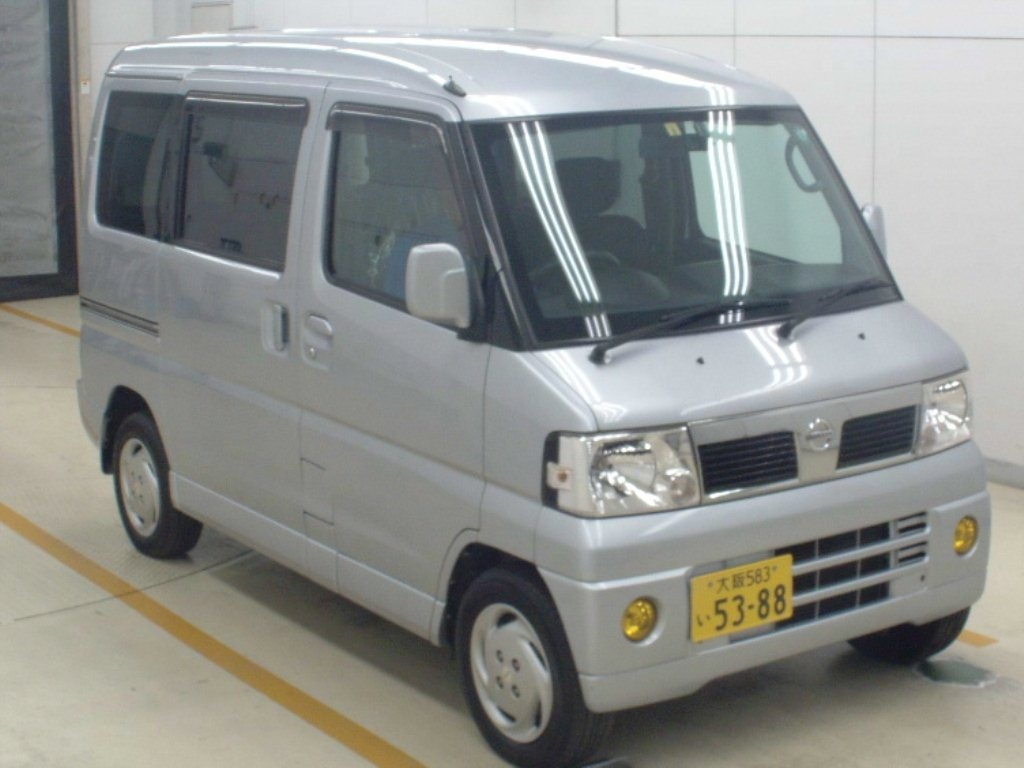 Nissan Clipper Rio 2011