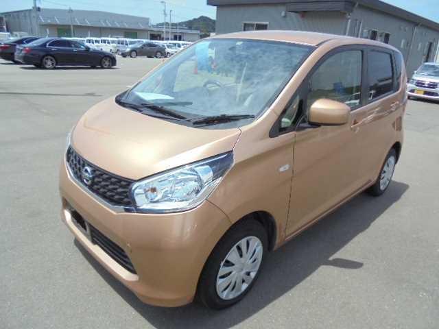 Nissan Dayz 2015