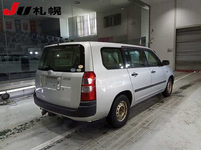 Toyota Succeed Van 2012