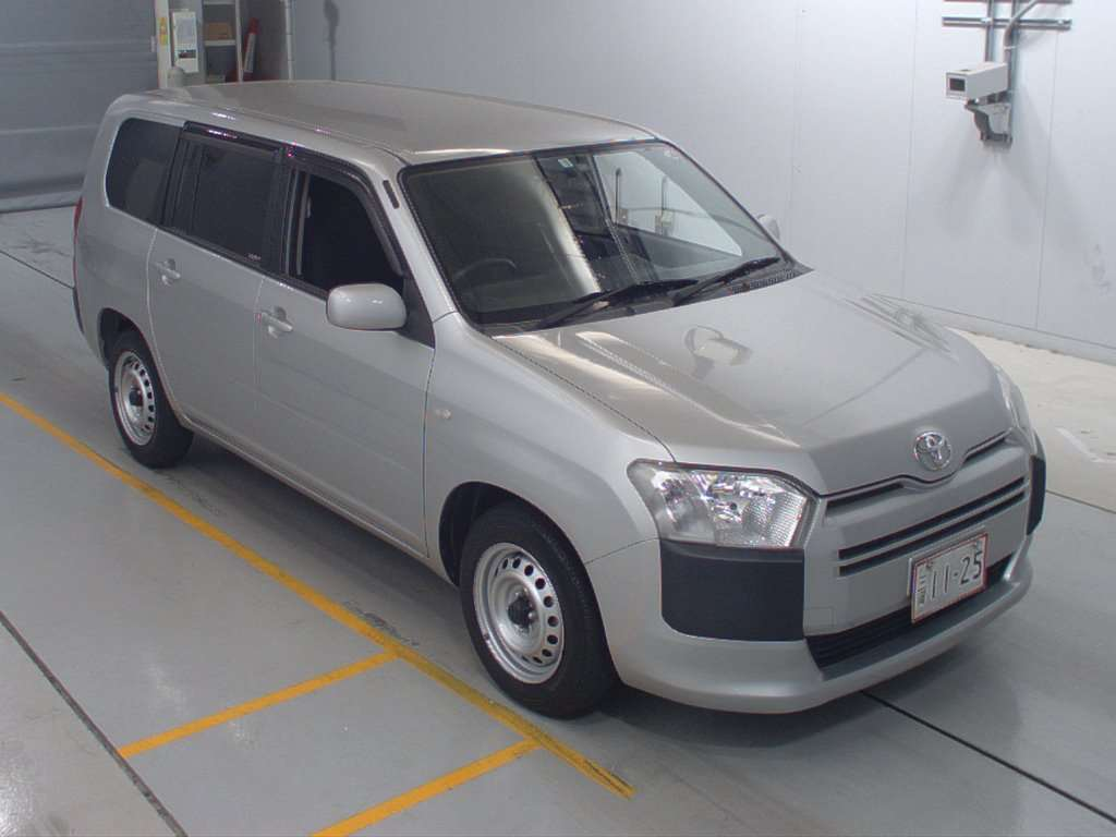 Toyota Succeed Wagon 2016