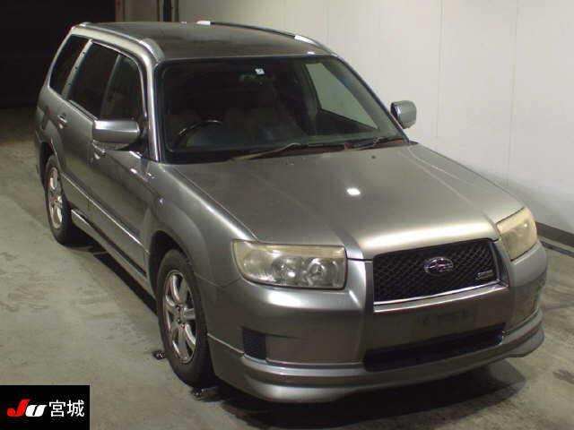 Subaru Forester 2007