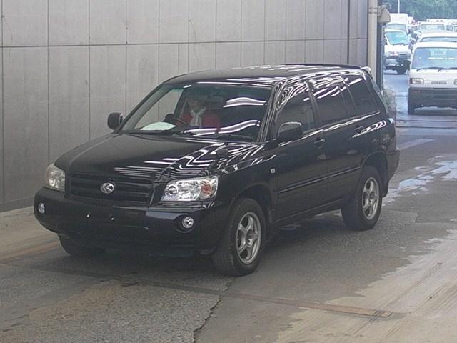 Toyota Kluger 2003