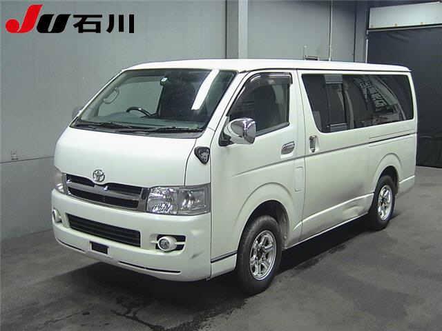 Toyota Hiace Van 2006
