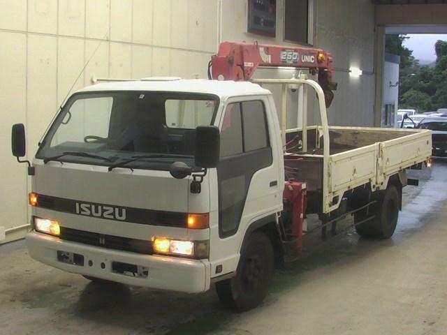 Isuzu Elf Truck 1992