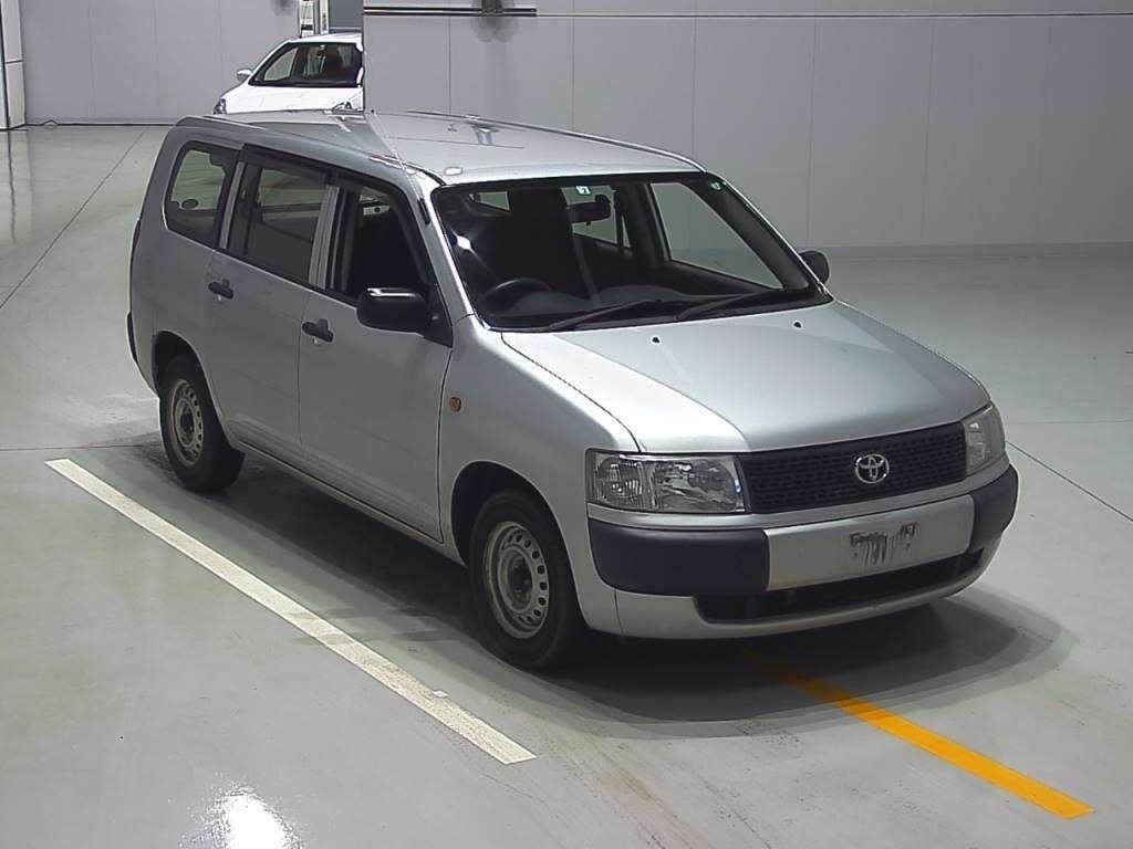 Toyota Probox Van 2012