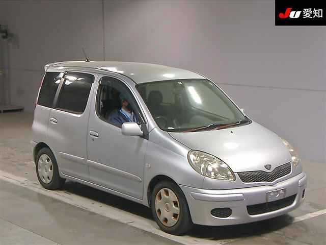 Toyota Fun Cargo 2002