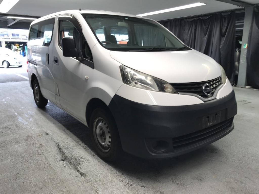 Nissan NV200 VANETTE 2015