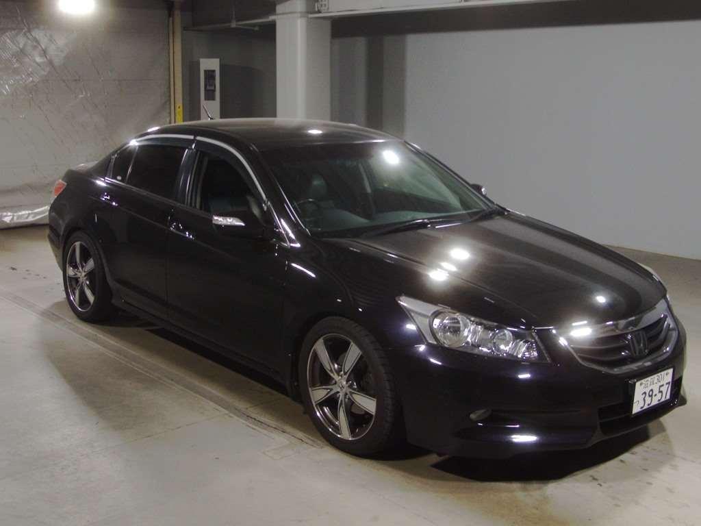 Honda Inspire 2011