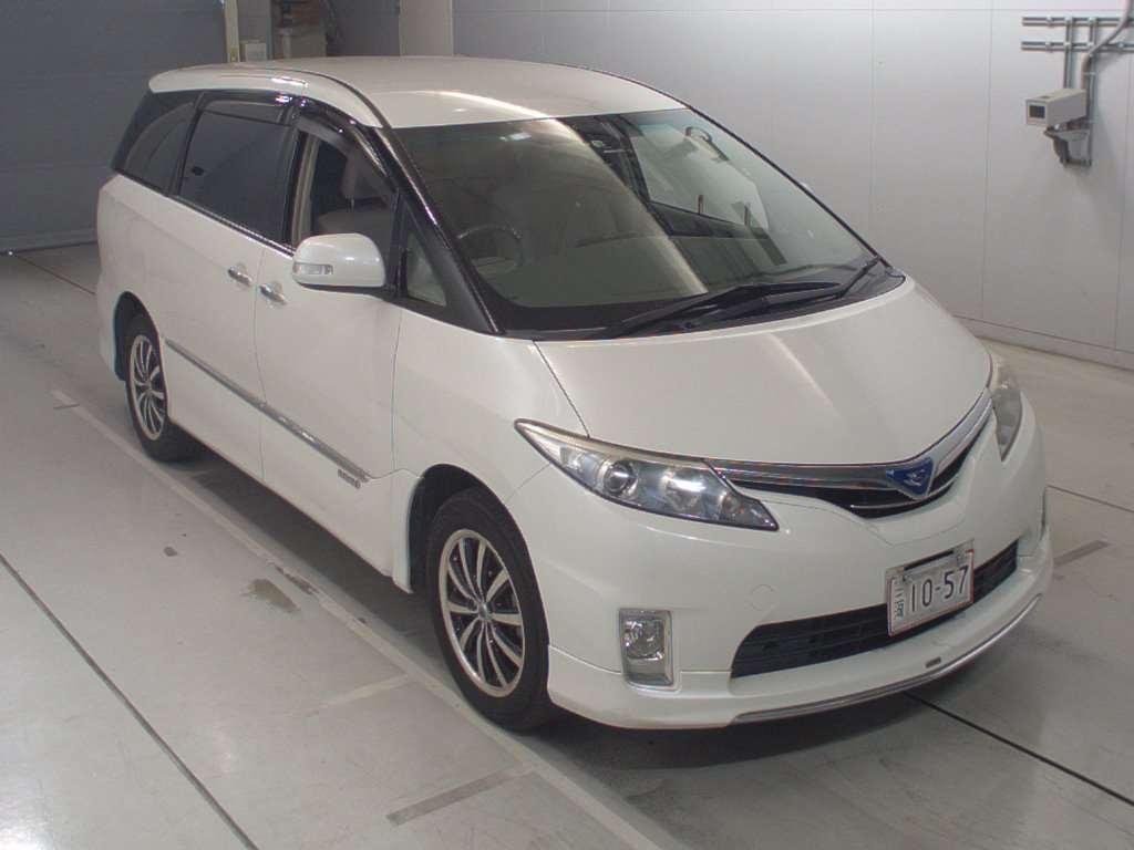 Toyota Estima Hybrid 2010