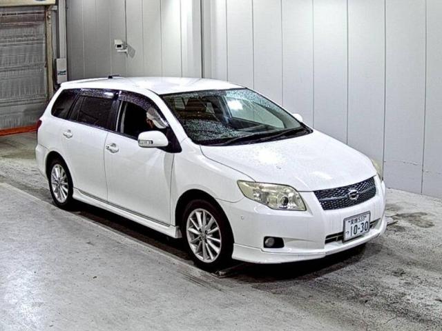 Toyota Corolla Fielder 2007