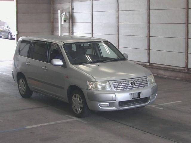 Toyota Succeed Wagon 2004