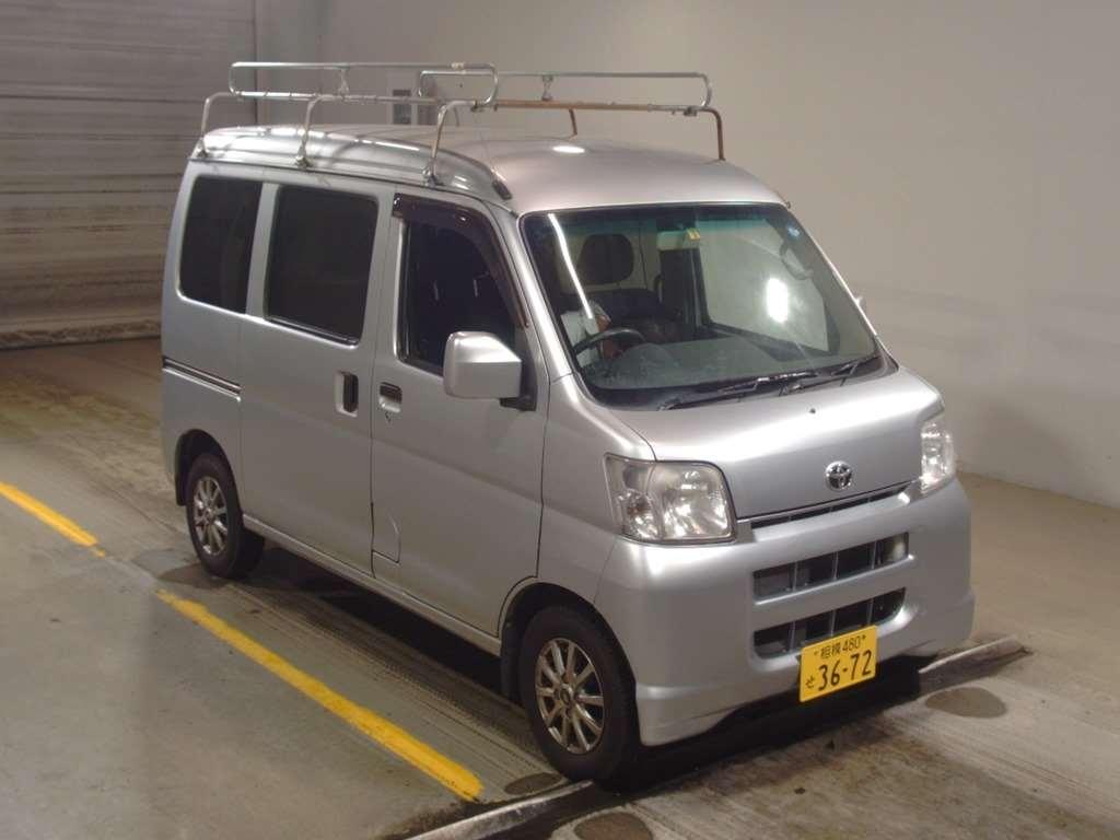 Toyota Pixis Van 2014